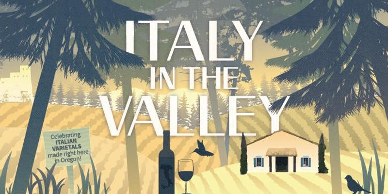 Italy in the Valley
